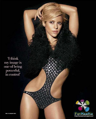 Shakira You Magazine UK January 2010