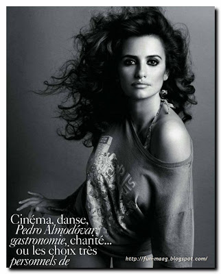 penelope cruz photo