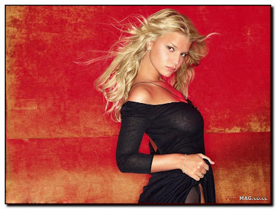 Picture Wallpapers - Jessica Simpson
