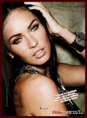 MeganFox Cosmopolitan-cover