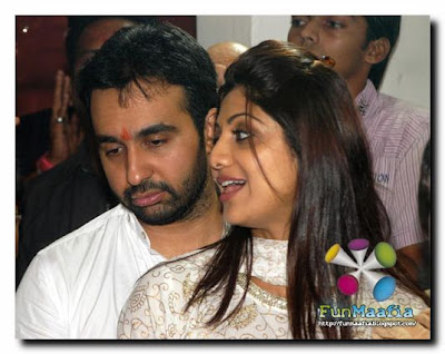 Shilpa Shetty Engagement pictures