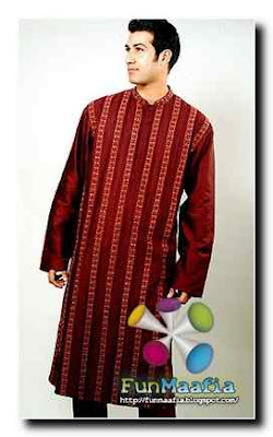 Kurta Shalwar Designs For Men's