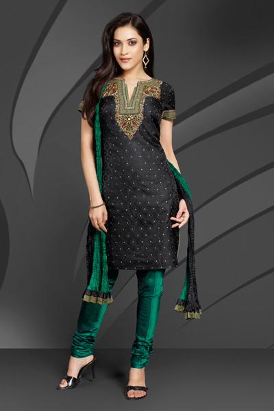 Skin Tight Churidars, Silk Shining Churidars for Modern Girls 2011, designs of salwar kameez