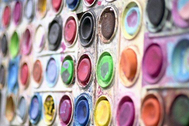 Colores en Mi Acuarela...