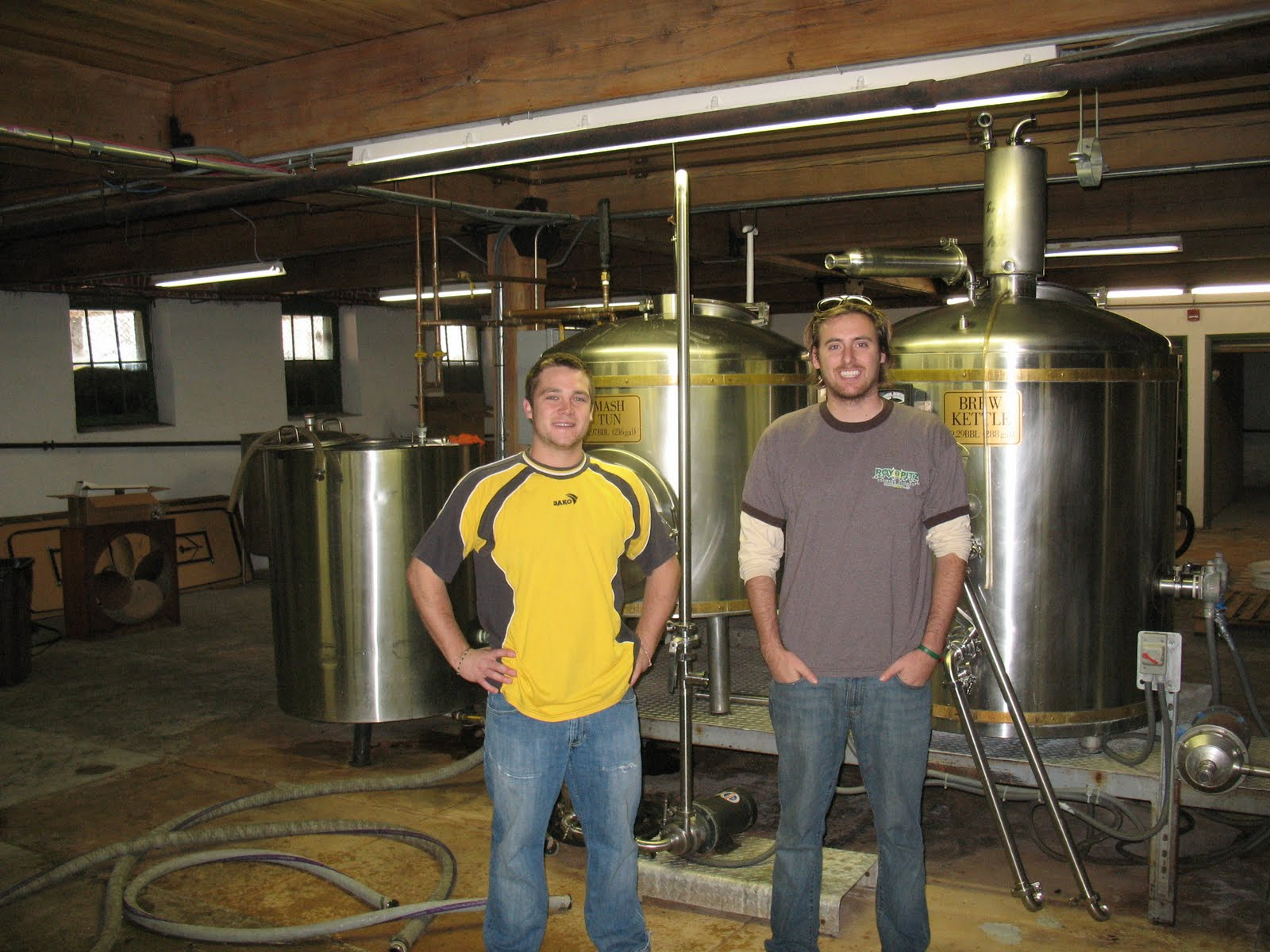Ager Tank - Brewery Industry Equipment