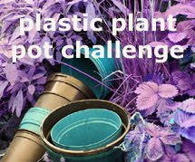 PILES OF PLASTIC POTS?