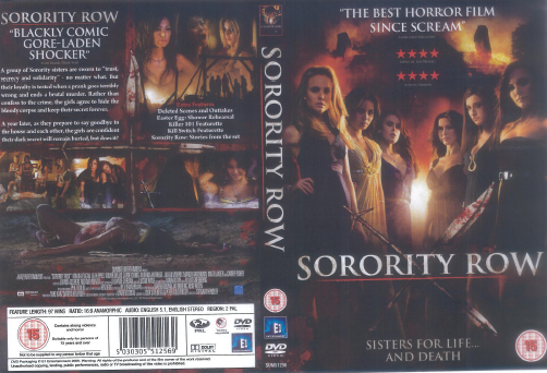 dvd cover back information. The ack of the DVD cover has