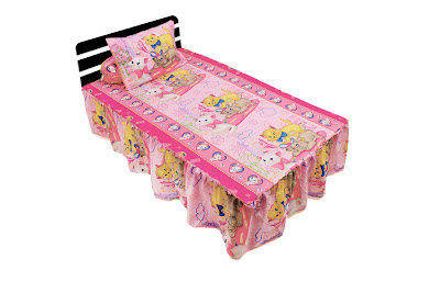 BED COVER KINTAKUN-BRILIANT