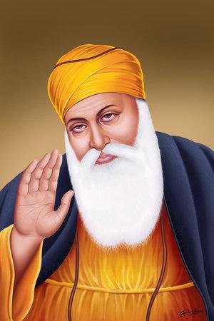 Guru Nanak Dev ke pad