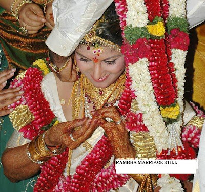 Ramba marriage stills