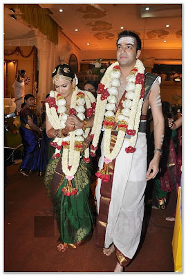 Soundarya Rajini marriage photo