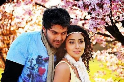 Arya and Shreya Chikku Bukku film stills