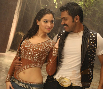 Karthi and Tamanna hot still