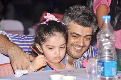 Ajith and Anoushka photos