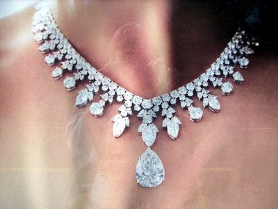 the diamond necklace short story essay