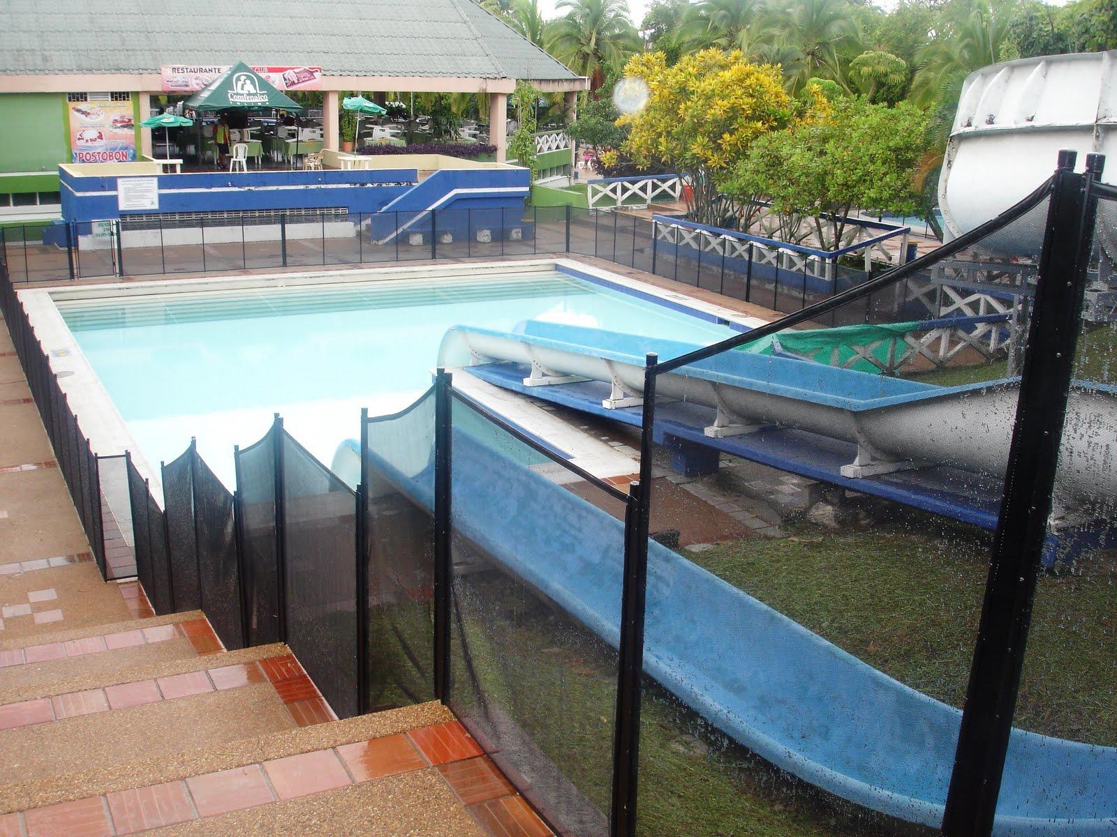 Cerramiento para piscinas cerramiento centro recreacional - Cerramiento para piscinas ...