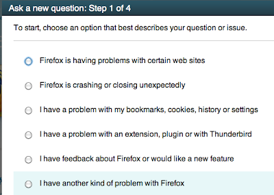 firefox problem Firefox 3.6.3 display problem solved