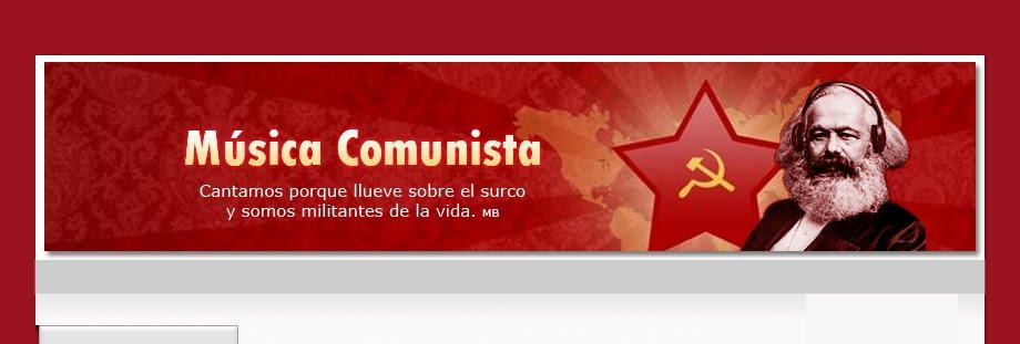 Música Comunista