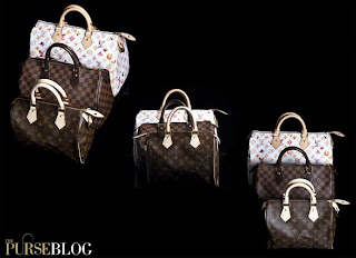 louis vuitton speedy trifecta bag