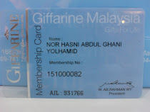 GIFFARINE for BEAUTY