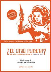 Algunos posts de La Letra Escarlata fueron antologizados en este libro