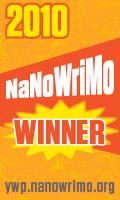 NaNoWriMo ywp 2010!!!!!!!!!