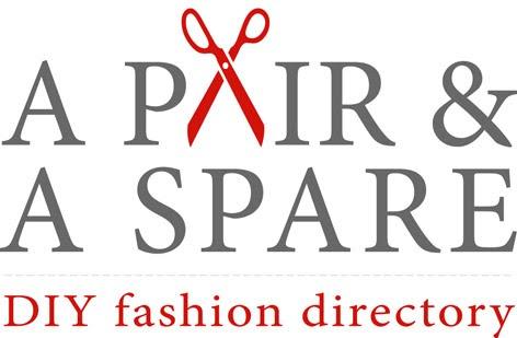 A Pair and a Spare DIY Fashion