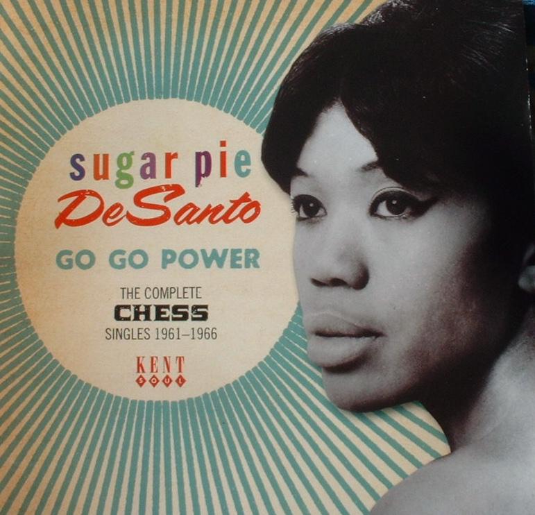 Sugar Pie Desanto Folk American Blues Tour