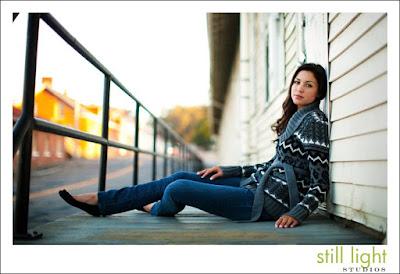Kristie Senior Portrait Photography by Still Light Studios