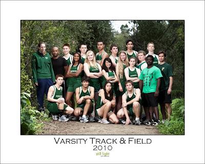 Pinewood High School Los Altos Track and Field by Still Light Studios