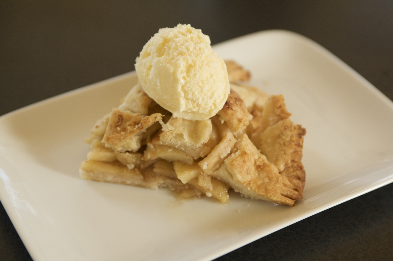 Not So Humble Pie: Slice of Apple Pie, Anyone?