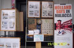 Melaka-Dutch Numismatic Cultural Heritage