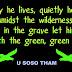 U Soso Tham - the Torchbearer of Khasi Poetry