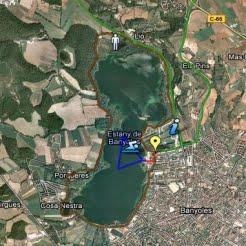 Circuit Carrera a Peu - 20 kms.