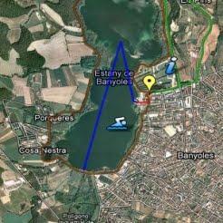 Circuit de Natació - 2.200 mts.