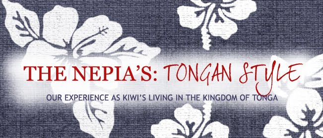The Nepia's: Tongan Style