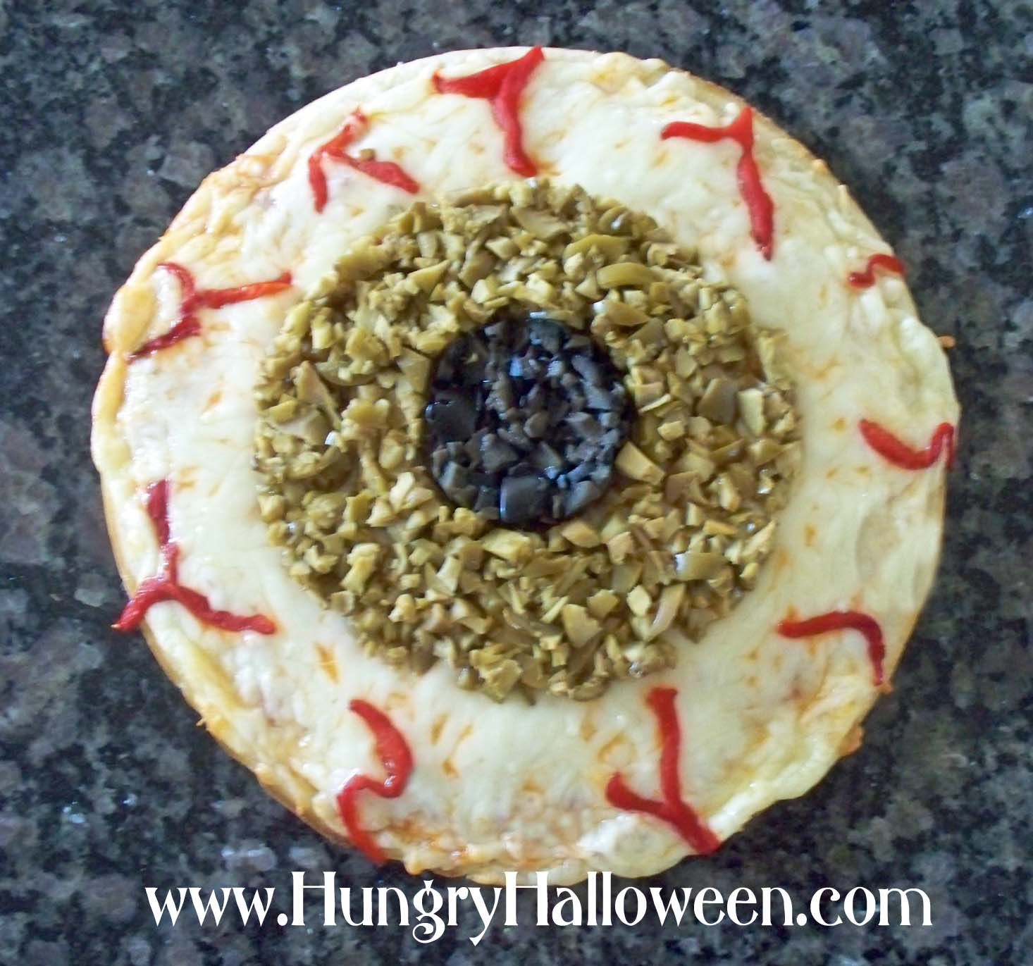 halloween appetizers shaped like eyes | hungry happenings