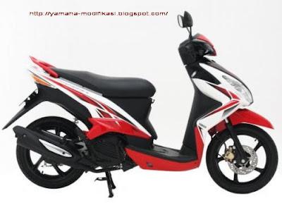 Modif Yamaha Mio 2009