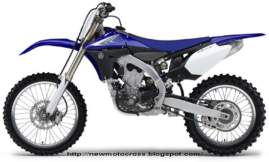 motocross  2010 Yamaha YZ450F