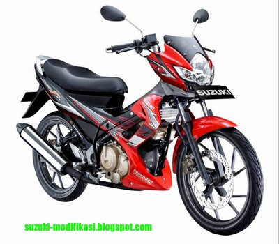 Suzuki Modifikasi New Modifikasi Suzuki 150 Cc Motor Sport
