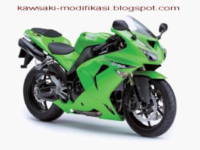 Kawasaki Ninja Rr Modifikasi. Kawasaki Ninja 650 r