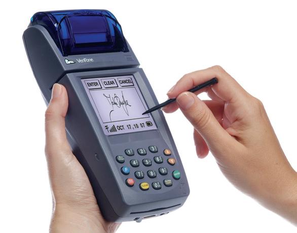 nurit 8000 credit card machine