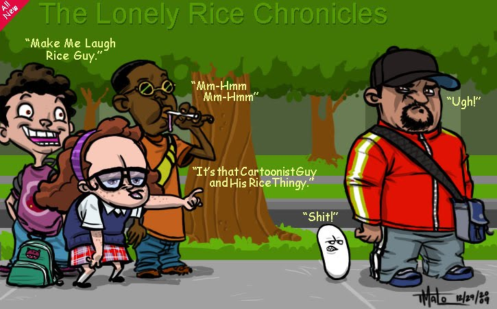 The Lonely Rice Chronicles...