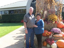Ted and Brenda in Branson, Missouri