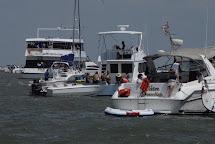Redfish Fishing Boats