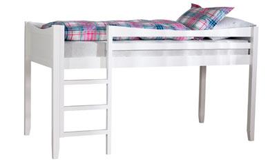 Halvhøy seng skeidar