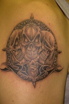 Design tattoo ornament
