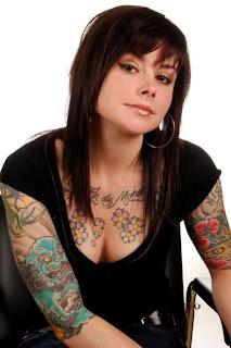 Tattoo design,artis Indonesia, tattoo girl,tattoo sexy