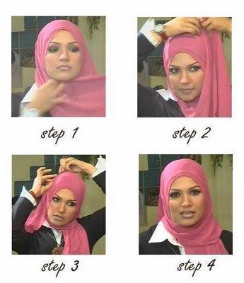 creative moslem clothes hijab shayla. Black Bedroom Furniture Sets. Home Design Ideas