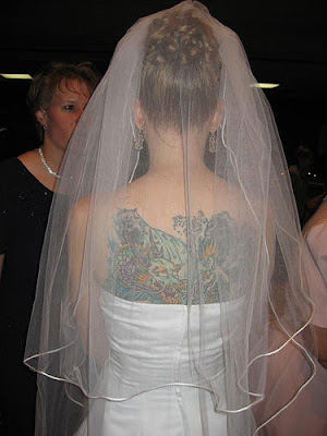 WEDDING TRIBAL TATTOO